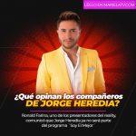 ¿Qué opinan los compañeros de Jorge Heredia ante su salida?