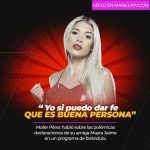 """Yo si doy fe que es buena persona Mayra Jaime"" Mafer Pérez"