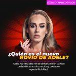 ¿Quién es el nuevo novio de Adele?