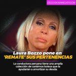 Laura Bozzo pone en 'REMATE' sus pertenencias